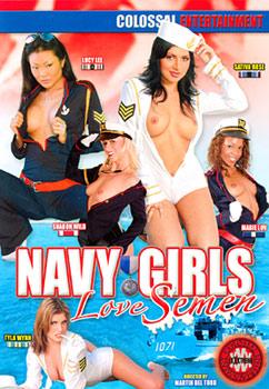 Navy Girls Love Semen DVD Review