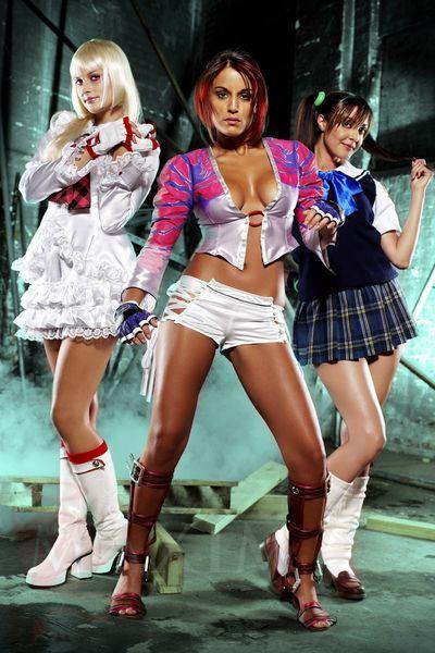 Babes of Tekken
