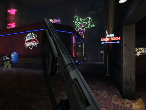 Duke Nukem Forever on the Unreal Engine, created a much better night life. The weapons also looked mucg better and realistic
