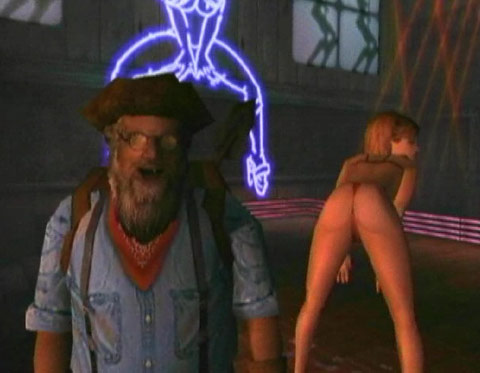 Duke Nukem Forever's new strippers...nice ass