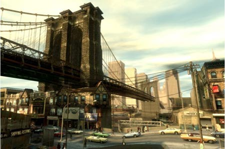 Liberty City in Grand Theft Auto 4, has never looked and felt so life-like
