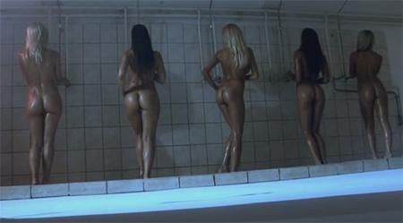 A fantastic line up, for a hot group lesbian scene!