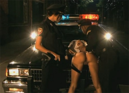 The price Sandy pays for attempting to get help, is another intense orgasm